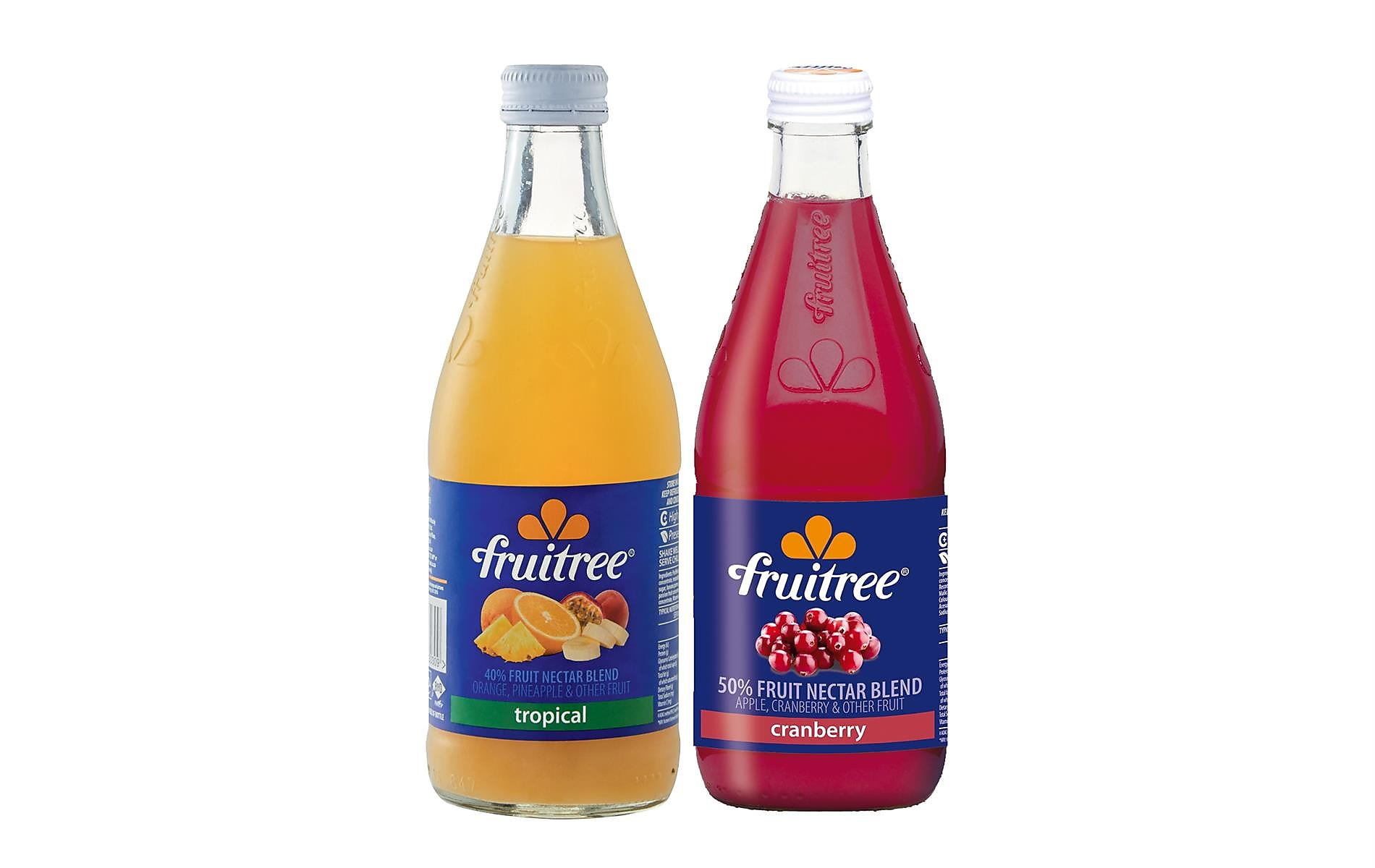 Hydrate With Fruitree Juice Flavours