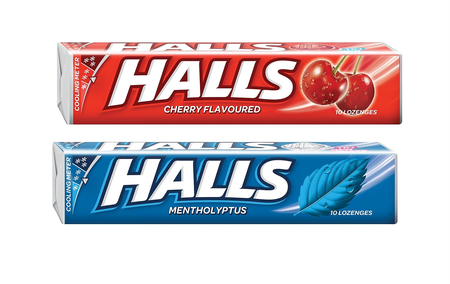 Freshen Up With Halls