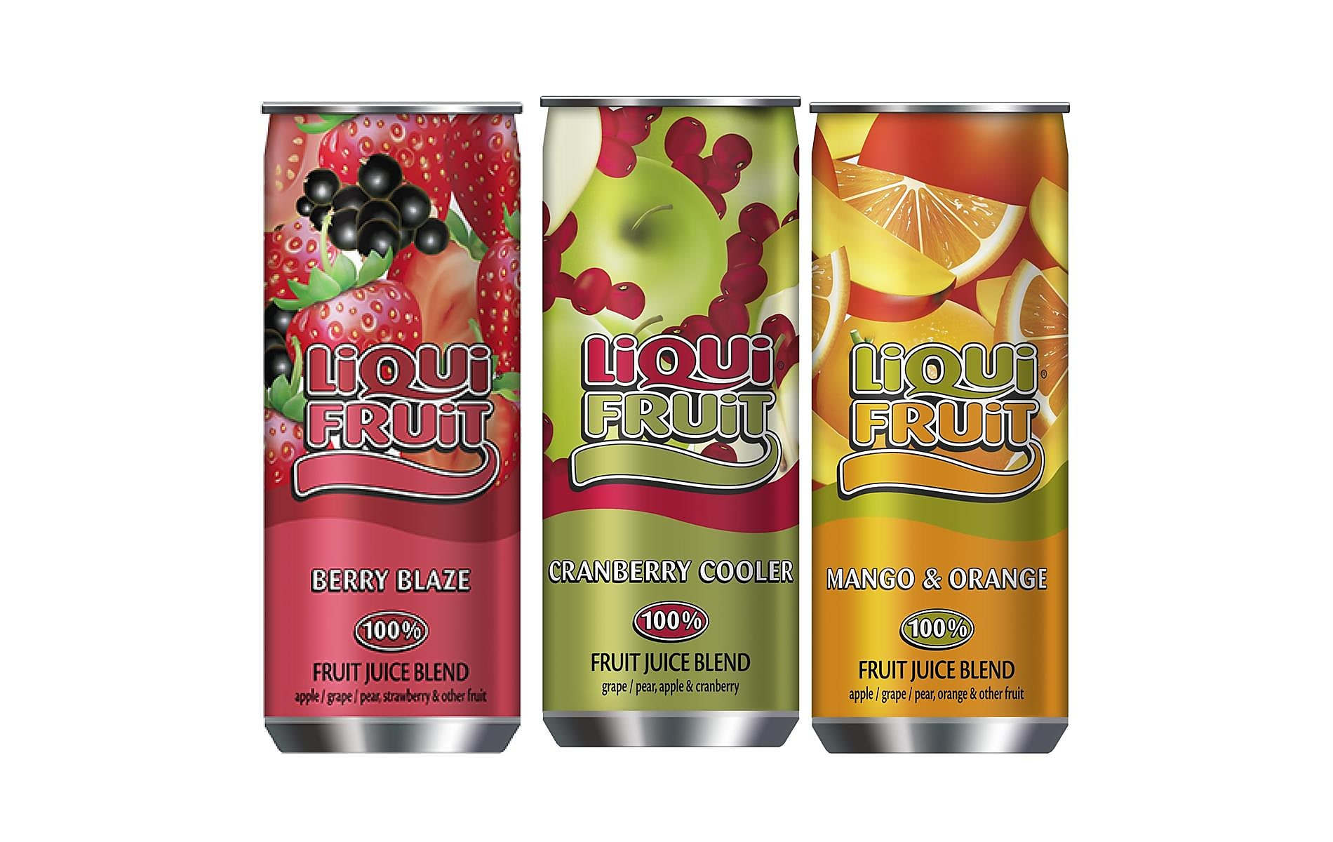 Liqui Fruit Trio