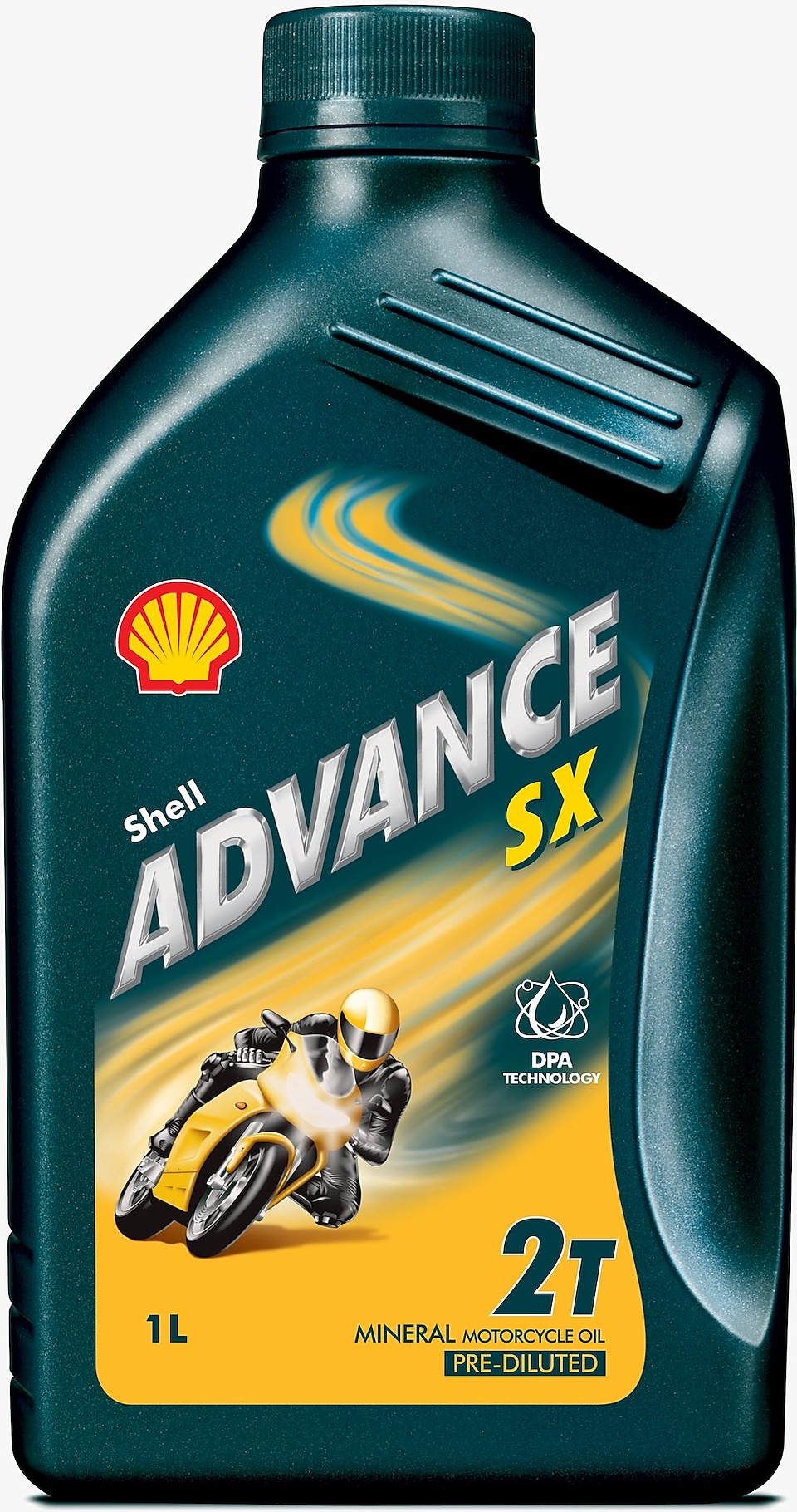 Packshot of Shell Advance SX 2