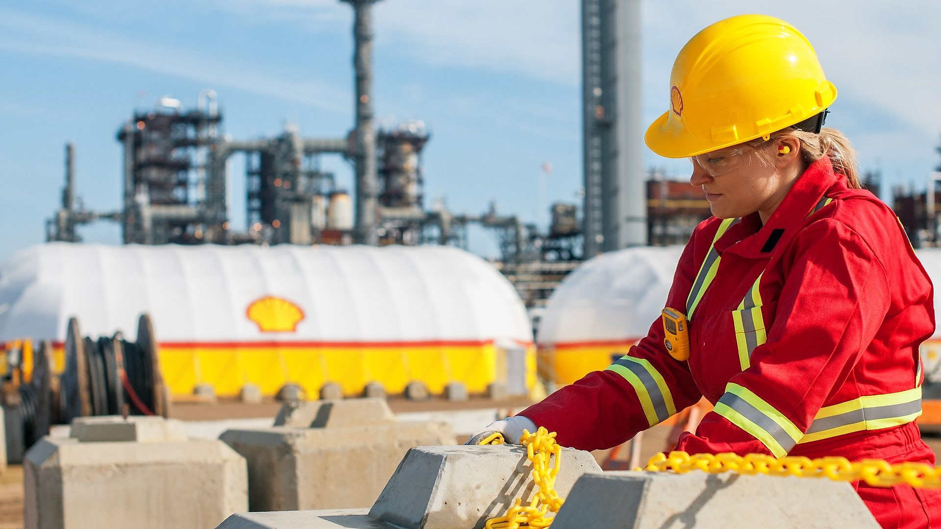 Shell Sustainability Report 2016