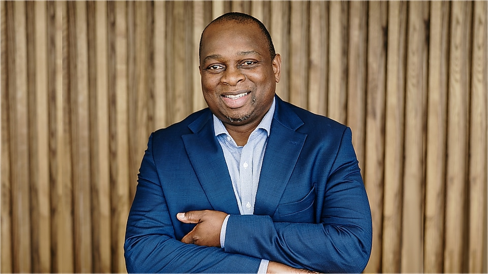 Sizwe Mncwango, CEO of Thebe Investment Corporation